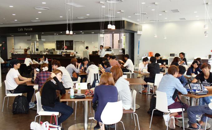 甲南 大学 食堂