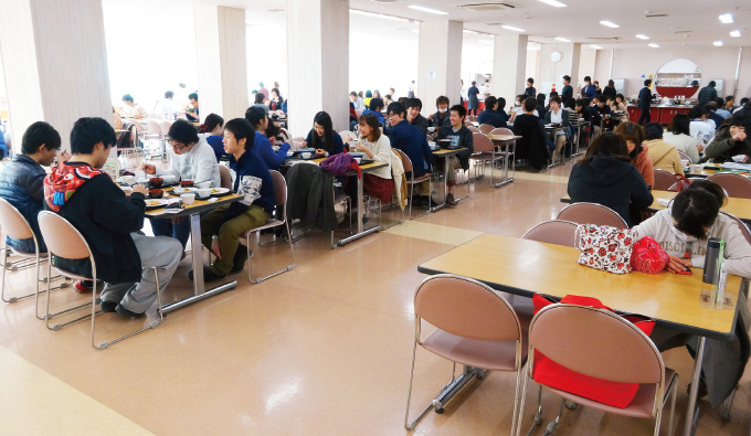 生協 徳島 大学